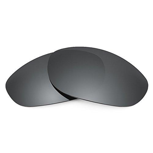 Revant Polarized Replacement Lenses for Oakley Monster Dog Black Chrome MirrorShield (Polarized Monster Dog)