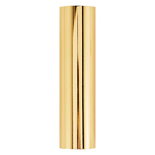 Spellbinders GLF-024 Hot Foil Roll Glimmer Polished Brass