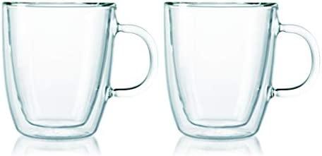 Set de 4 mugs /à double paroi