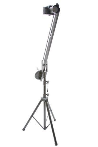 ProAm USA Orion Jr DVC50 Compact DSLR Video Camera Jib Crane Tilt, 4 ft by ProAm USA
