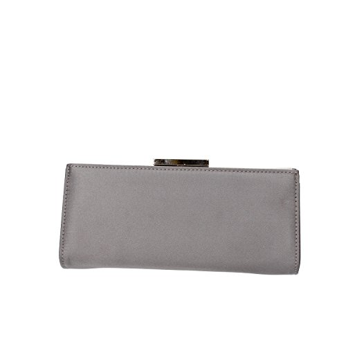 VIRGINIA'S SECRET borsa pochette donna grigio raso AF187