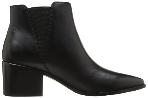 Women's Ankle The Heel Chelsea Fix Pointed Block Rory Boot Toe Black 77npx8g