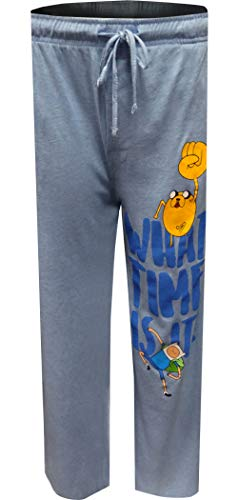 MJC Men's Adventure Time Jake and Finn Lounge