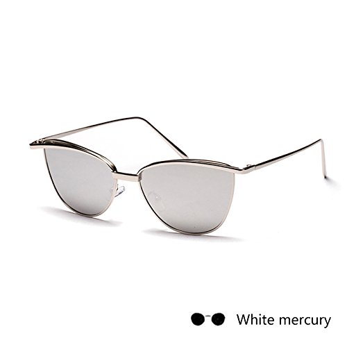Lomo Silver mujer de gato Rosa TL Negro sol para Gafas de Sunglasses gafas Oval ojo Señor de el gafas RxxU4OSwq
