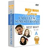Math Made Easy 5 Dvd Calculus Series