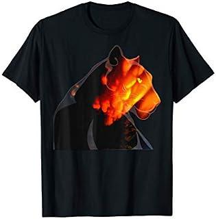 Panther Animal Felino Wild Black Panther, Wildlife T-shirt | Size S - 5XL