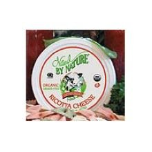 Natural By Nature Organic Ricotta Whole Cheese, 15 Ounce -- 12 per case. by Natural By Nature