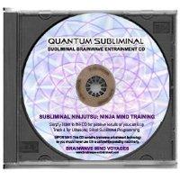 Price comparison product image BMV Quantum Subliminal CD Ninjutsu Ninja Mind Training (Ultrasonic Martial Arts Series)