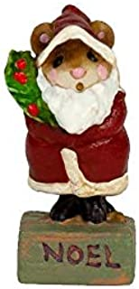 product image for Wee Forest Folk M-164m Mini Father Chris-Mouse (New 2019)