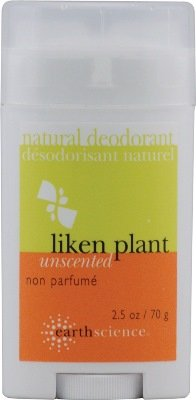 - LiKEN Plant Natural Deodorant - unscented-70 g Brand: Earth Science