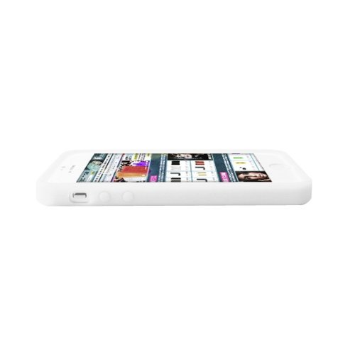 Katinkas Silicon Case für Apple iPhone 5 weiß