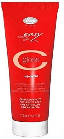 Lisaplex Easy C-Gloss Tinte Capilar Rojo Fuego - 175 ml ...