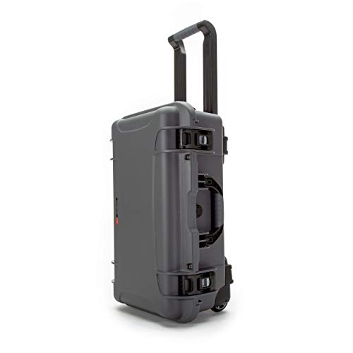 Nanuk 935 Waterproof Carry-On Hard Case with Wheels Empty - Graphite