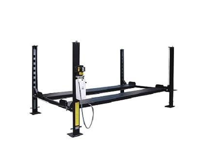 Four Post Lift >> Amazon Com Lifttech Lt 8k Xlt 4 Post Lift Extended
