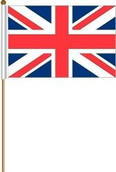 United Kingdom UK Great Britain Large 12 X 18 Inch Country