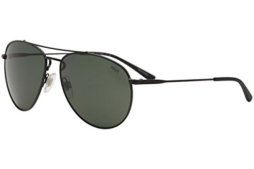 Polo Sonnenbrille (PH3111) DEMISHINY BLACK