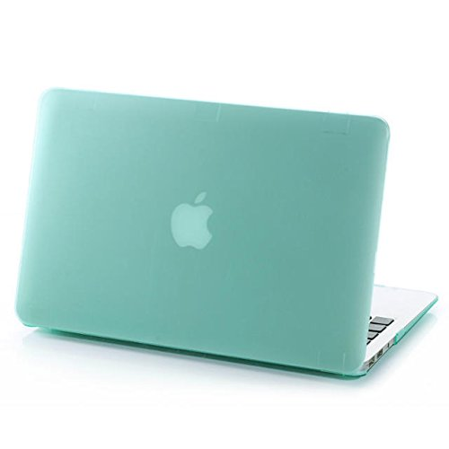 (HQF Frosted Matte Shell Case, Ultra-thin Rubberized Silky-Smooth Protective Hard Shell Case Cover for Apple 13-inch MacBook Air 13.3