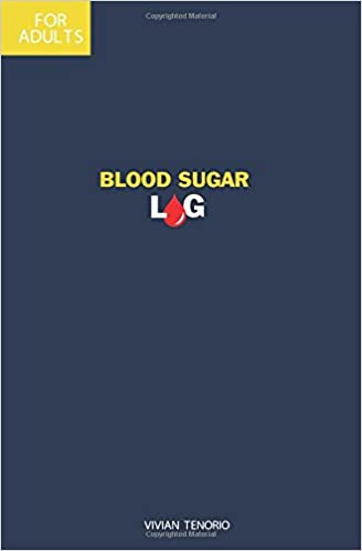 Blood Sugar Log For Adults: (6 month log booklet for Adults with Diabetes) Good Night Sun