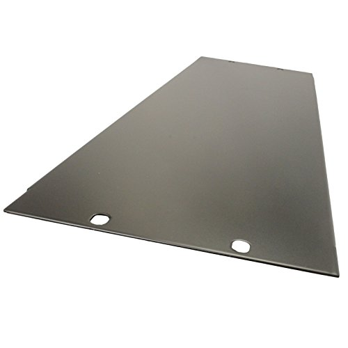 MCSproaudio Blank Metal Rack Panel (3U Space)