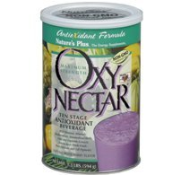 Nature's Plus - OXY-NECTAR Ten Stage Antioxidant Beverage,Gluten Free, 1.3LB by Nature's Plus - OXY-NECTAR Ten Stage Antioxidant Beverage,Gluten Free, (Oxy Nectar)