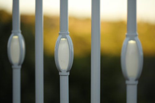 Deck Baluster Lighting