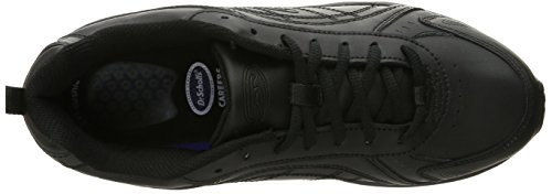 Health Service Men's Black and Shoe Care Sprint Dr Scholl's Food CRAnqAxt