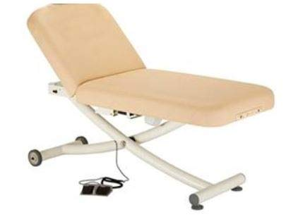 Bariatric Electric Tilt Massage Table, Weight Capacity 650 lbs (32