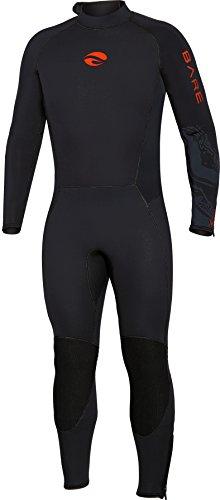 Bare Men's 5mm Velocity Ultra Progressive Full-Stretch Wetsuit Full Suit, - Wetsuit Wetsuits Bare