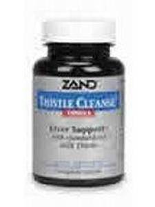Zand Thistle Cleanse -- 30 Tablets (60 Thistle Cleanse Caps)