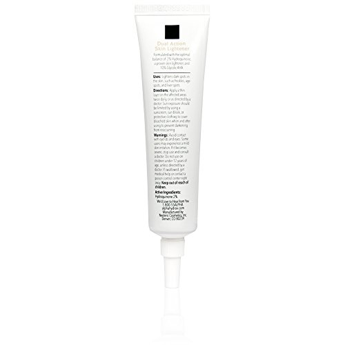 Alpha Skin Care - Dual Action Skin Lightener, 2% Hydroquinone, 10% Gycolic AHA, Real Results for Even Skin Tone| Paraben-Free| 0.85-Ounce by Alpha Skin Care (Image #6)