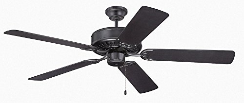 Craftmade K11136 Ceiling Fan Motor with Blades Included, 52