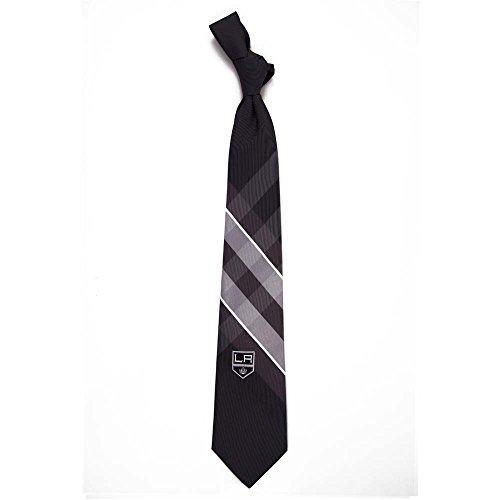 Los Angeles Kings Grid Poly Necktie