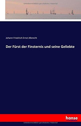 Der Fürst der Finsternis und seine Geliebte (German Edition) pdf epub