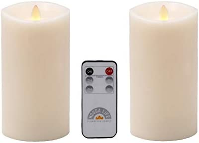 Flameless Candles Flickering Operated Function product image