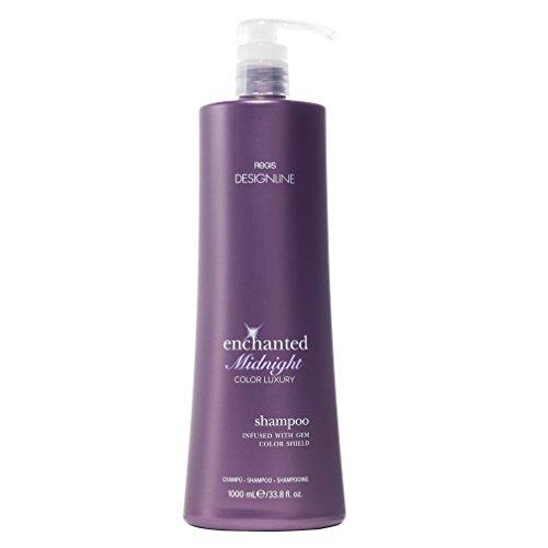 Enchanted Midnight Shampoo, 33.8 oz - Regis DESIGNLINE - Sulfate Free Gentle Cleansing Color Safe Shampoo