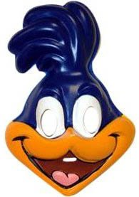 Looney Toons - Child Road Runner Mask