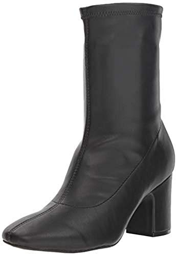 ll Grass Mid Calf Boot, Black, 9 M US ()