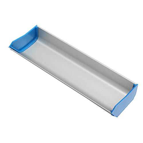 Aluminum 8inch Emulsion Scoop Coater Tool Silk Screen Printing ()