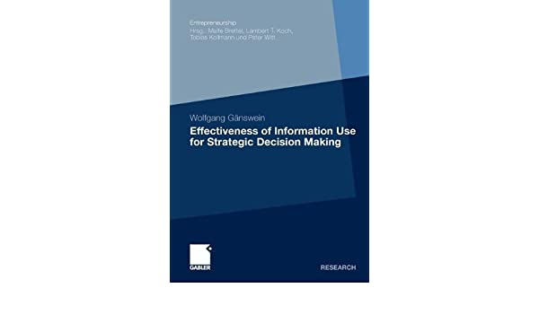 Heuristic Decision Making