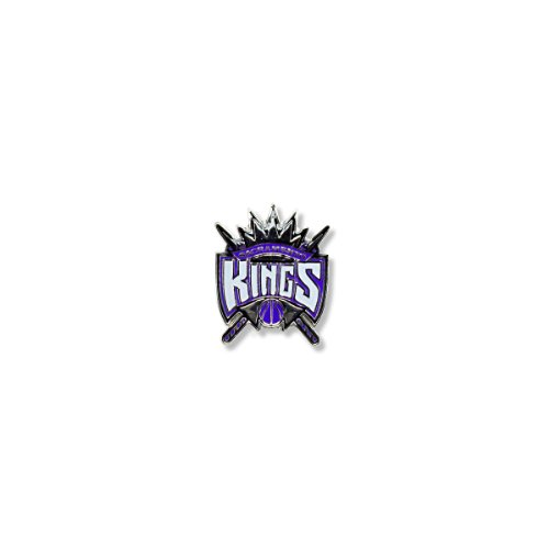 Kings Logo Pin - NBA Sacramento Kings Logo Pin