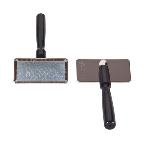 #1 All Systems Dog Grooming Slicker Brush-Medium