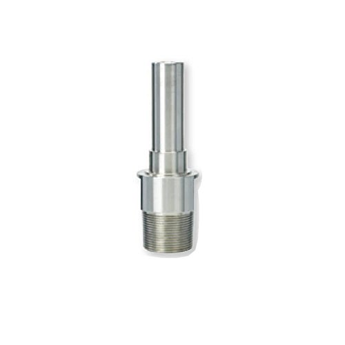 Truck Spindle for Single & Double Halyard Revolving External Pulleys (1-1/2 in. - External Halyard Truck