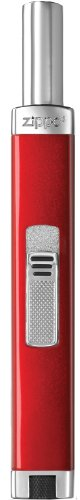 (Zippo Unfilled Mini Candy Apple Red Candle Lighter )