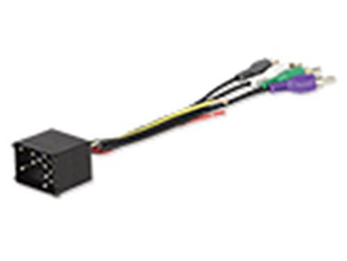 SCOSCHE BW02B 1992-02 Select BMW Amp Integration Harness ()