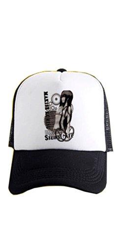 Camplayco Steins;gate Cosplay Baseball Hat