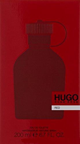 HUGO BOSS Red EDT Spray for Men, 6.7 Fluid Ounce