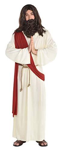The Jesus Costume (amscan Mens Jesus Costume, XX-Large)