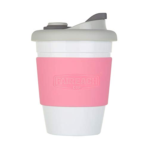 12 oz Reusable Coffee Cup with Lid