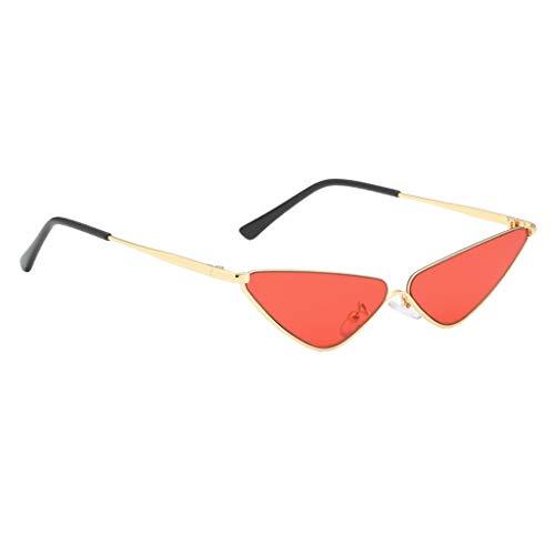 Soleil Rouge Homme Sports Uv400 De Conduite B Pour Alpinisme Motif Protection Baosity Pêche Plein Polarisées Lunettes Femme Triangle Vintage n8XtXU