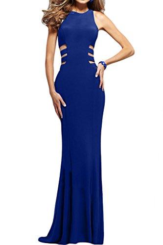 Missdressy - Vestido - para mujer Azul Real 42